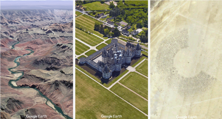 Travel the world without leaving your home with the new Google Earth