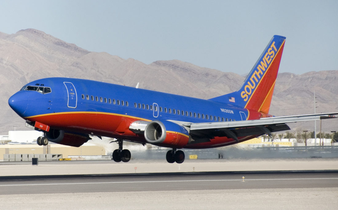 Southwest Airlines announces flights to Hawaii from 4 California cities