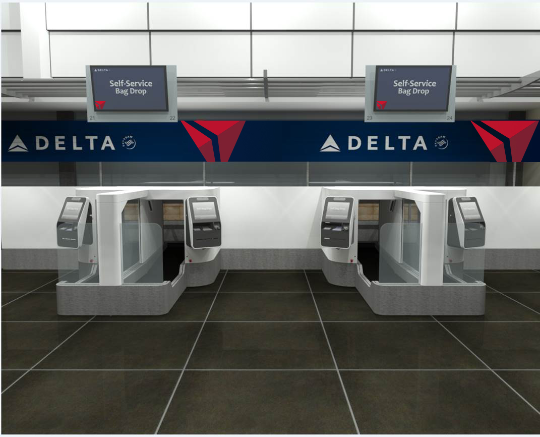 Delta Airlines to use biometric-based machines to automate check-in
