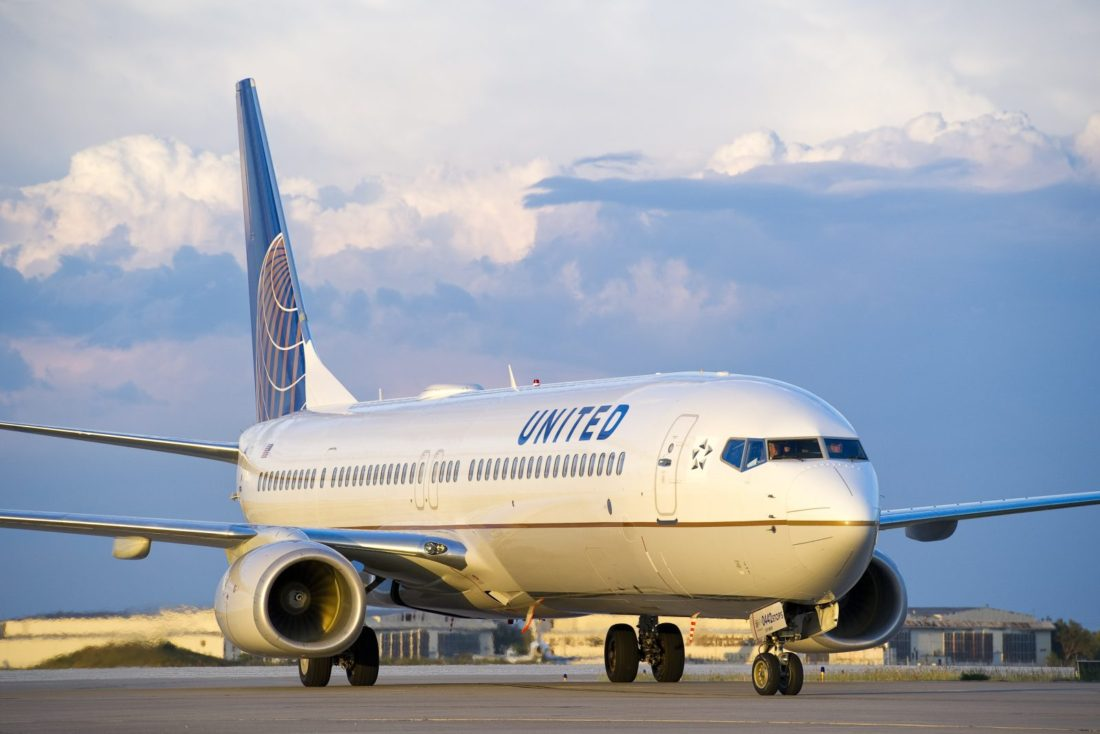 United Airlines is adding airplanes with rows of 10 seats