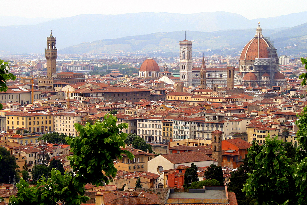 Florence's initiative is hoping to teach tourists how to behave