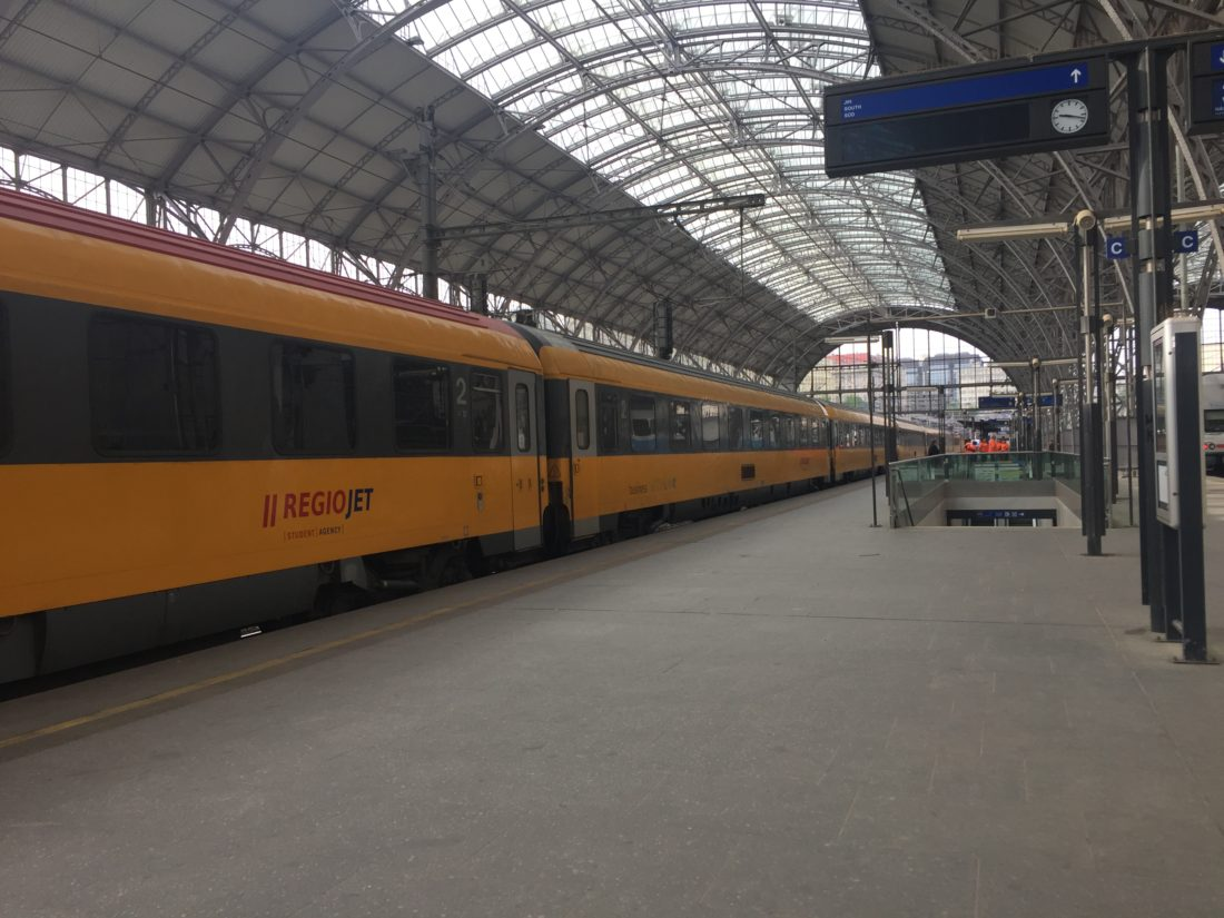 Europe: Should I rent a car or take the train?