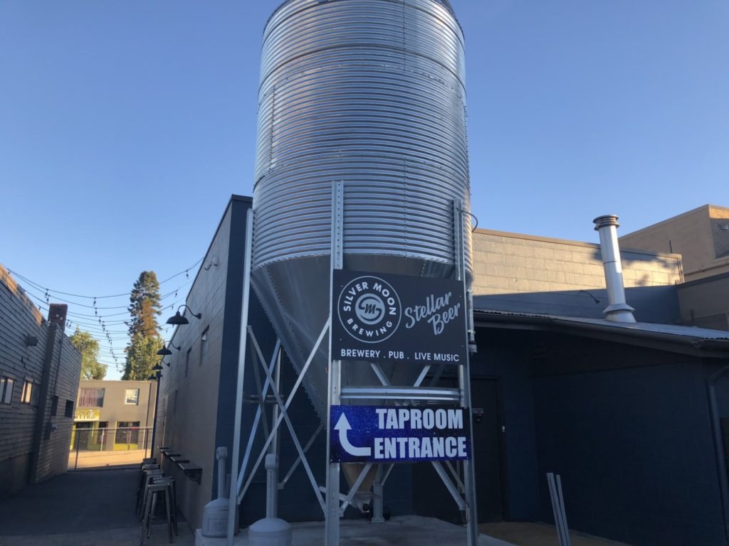 Silver Moon Brewing in Bend, Oregon - on the Ale Trail.
