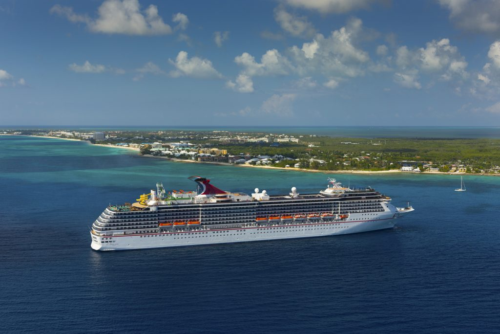 Carnival Cruise Lines to base a ship in Brisbane for the first time ever