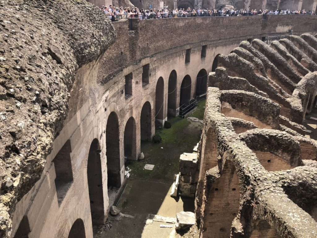 Visiting the Colosseum in Rome, Italy - Tickets, skip-the-line, and getting the best view