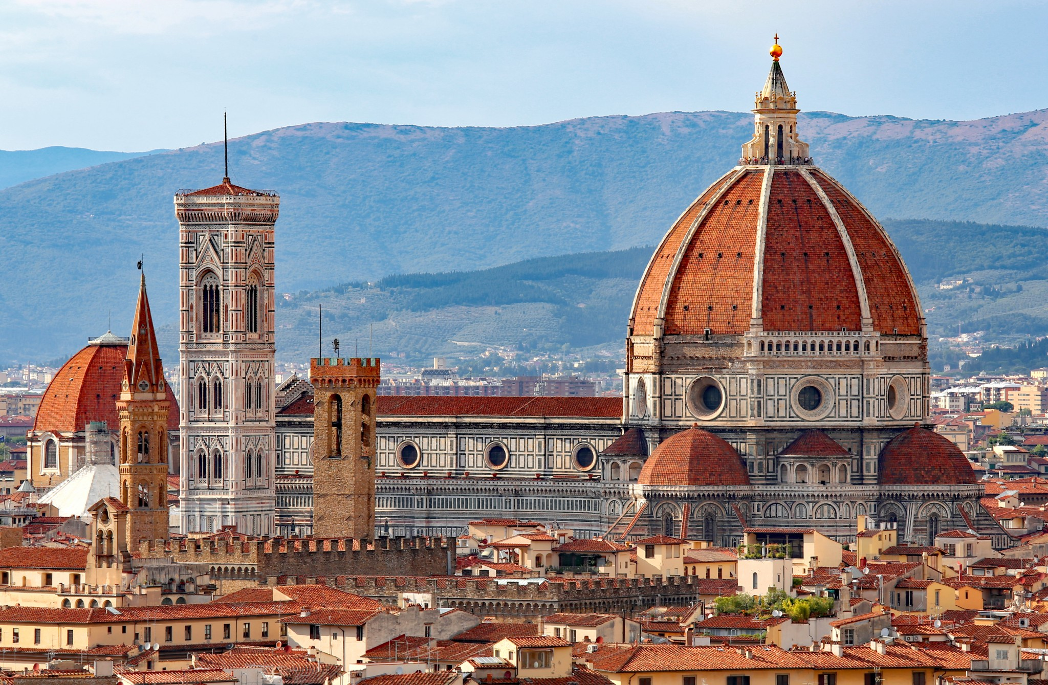 Climb Il Duomo Florence, Italy: Reserve your tickets in advance
