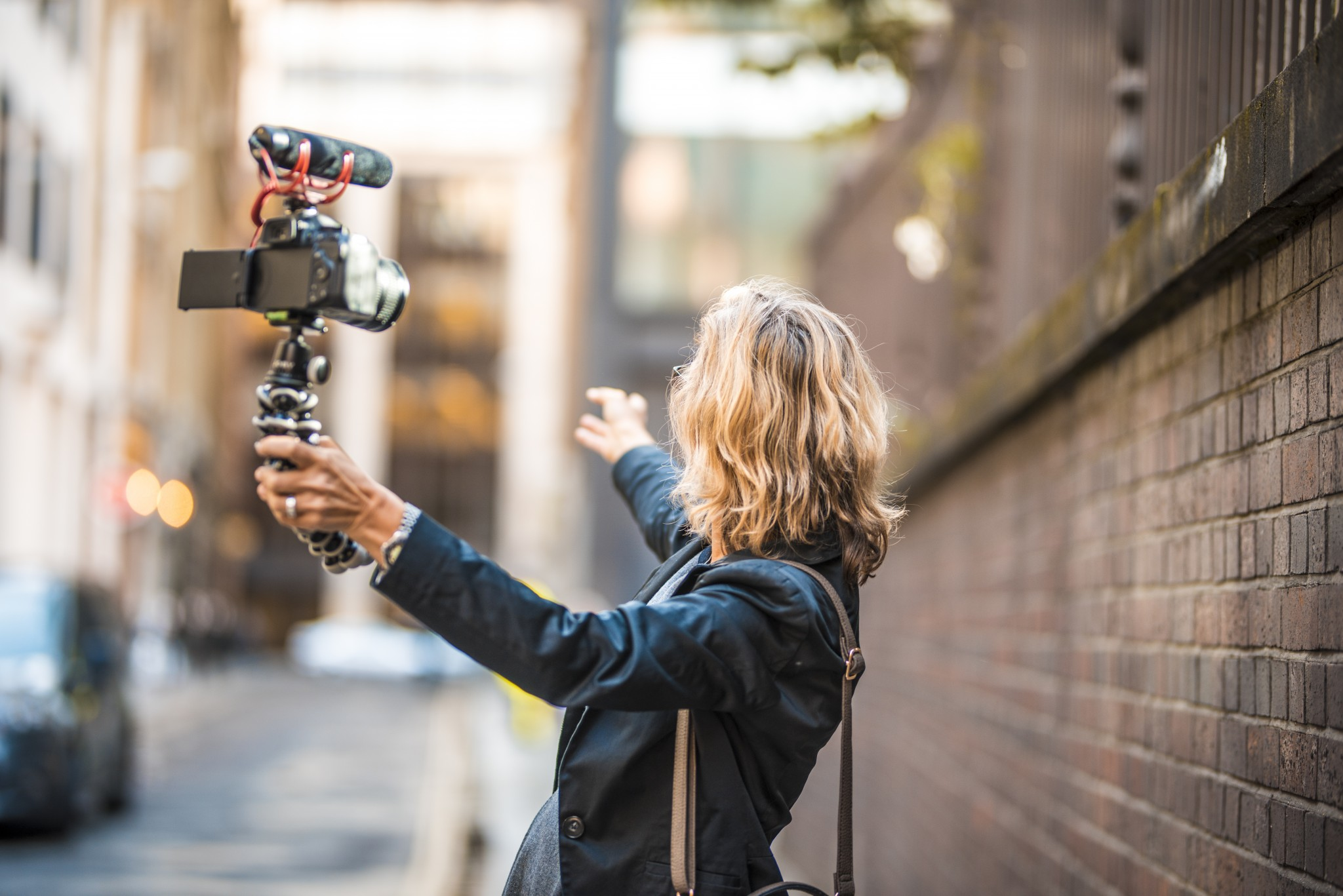 Packing camera gear for travel: The best vlogging camera