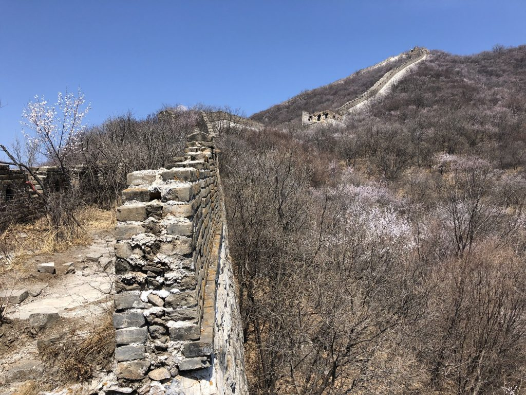 Visiting the Matianyu Great Wall of China - Beijing, China